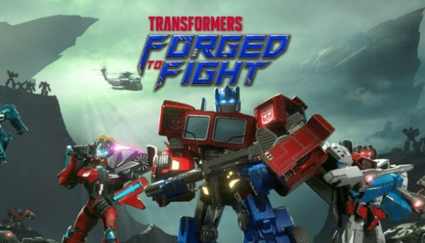 transformers forged to fight ios