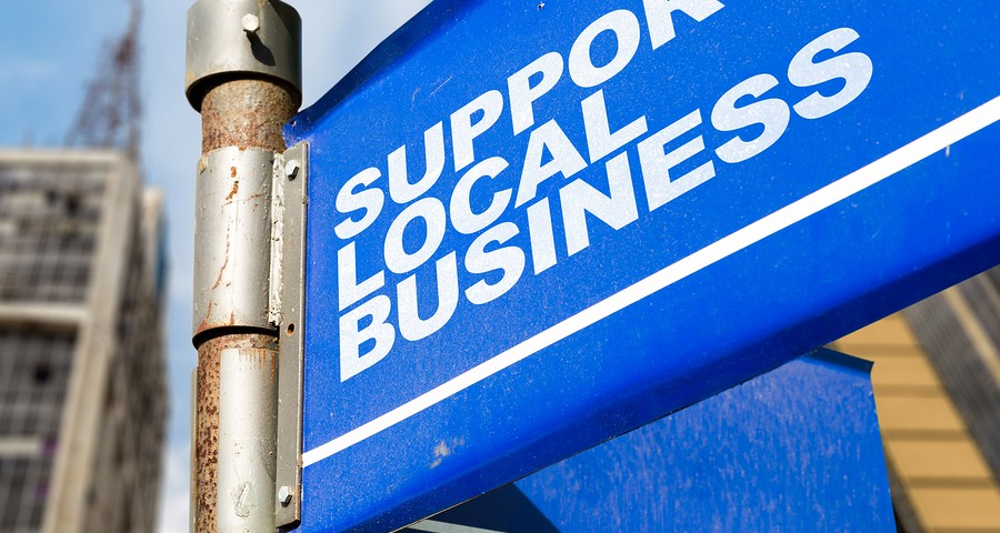 you can find any business around