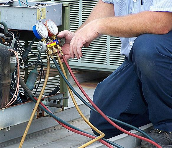 HVAC repair service Chicago
