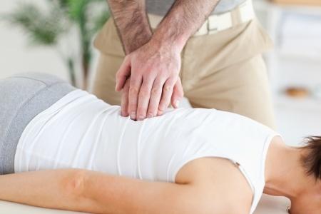 Chiropractic specialist today