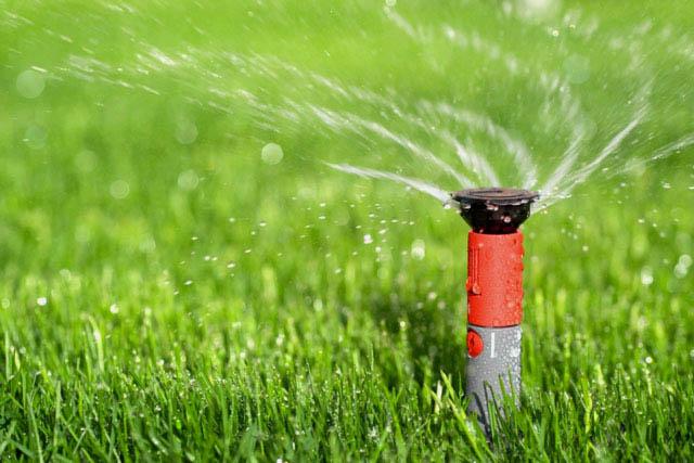 Lawn Sprinkler Repair Service