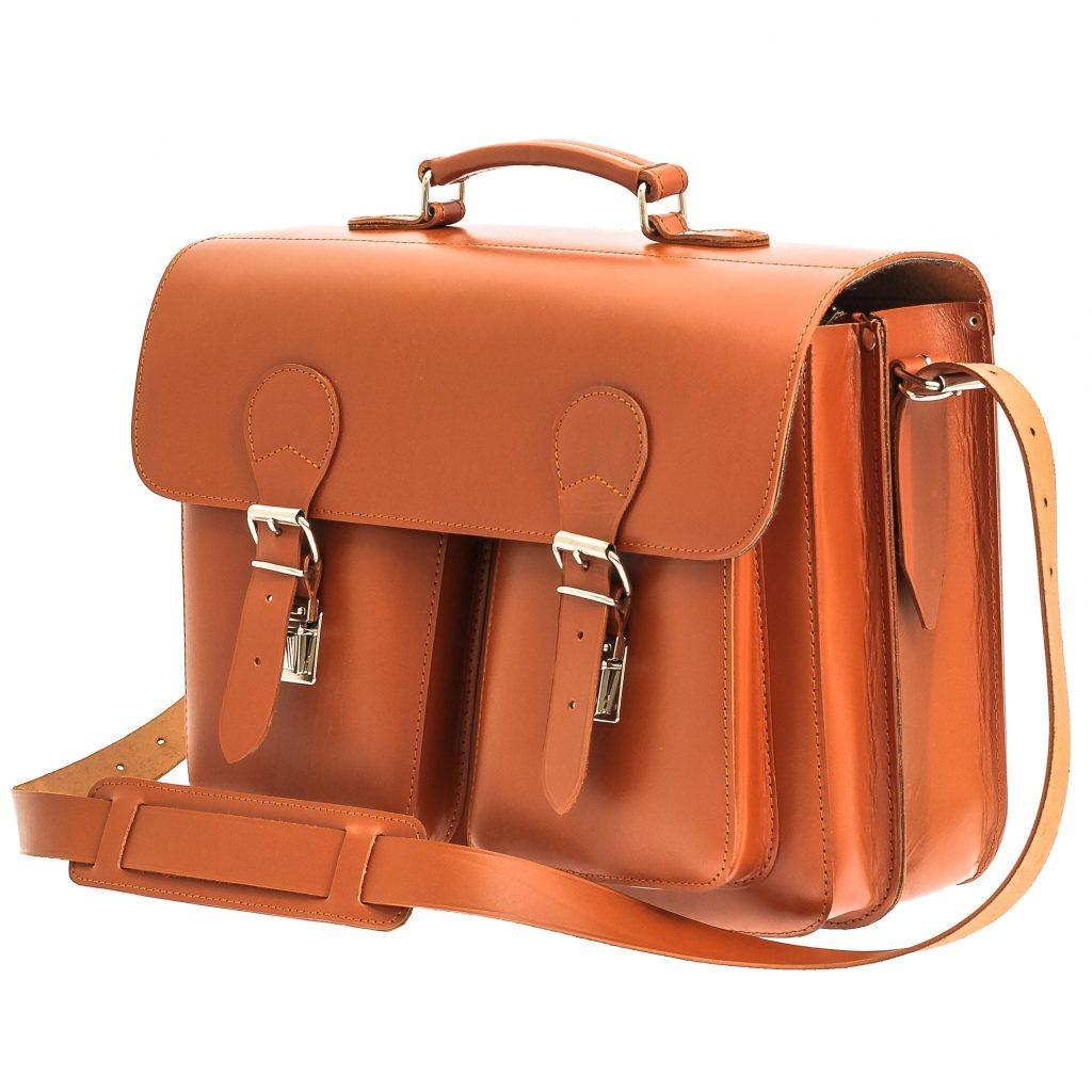 Best leather men briefcase