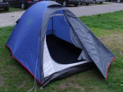 Purchasing a Tent