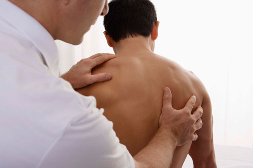 chiropractor goshen in