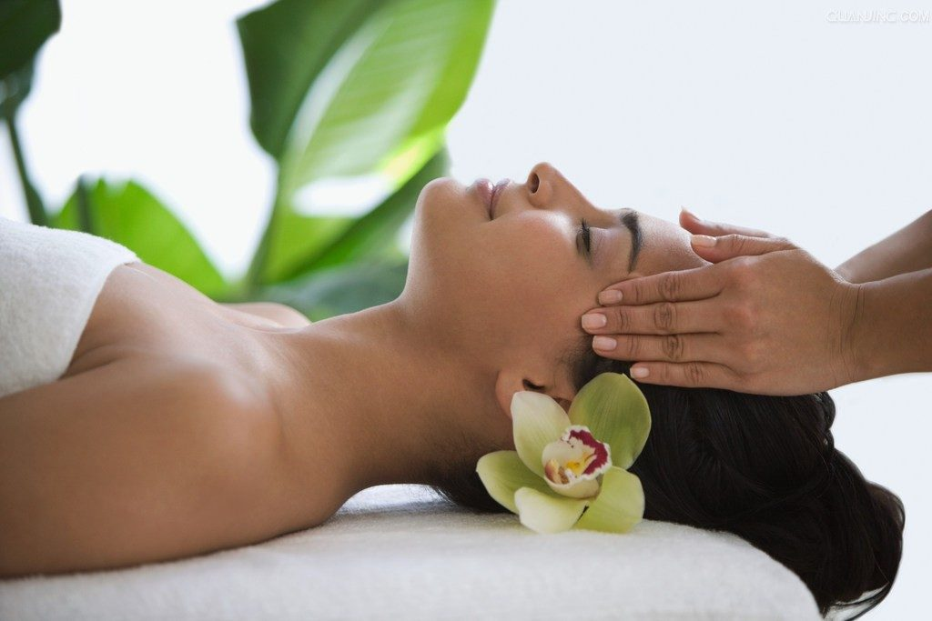 Massage therapy ideas