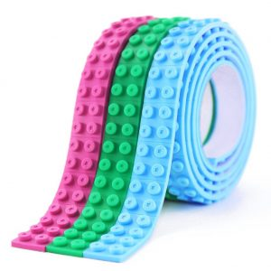 toy blocks tape